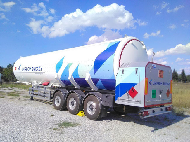 ППЦТ 52м3 для СПГ (LNG)