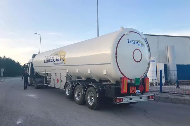 ППЦТ 48м3 для СПГ (LNG)